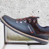 Туфли Columbia из нат. кожи, р. 40-45, код gavk-T-2