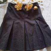 Хорошая школьная юбка от Tu, p.146, 10-11 лет