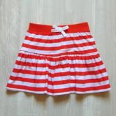 Яркая юбка для девочки. George. Размер 1.5-2 года, будет дольше. Состояние: идеальное
