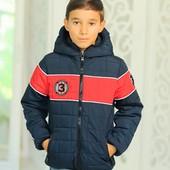 """Демисезонная куртка для мальчика """"Спорт"""" (2 расцветки)"""