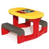 Дитячий столик для пікніка Cars Smoby 310292