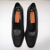 Туфли кожаные женские размер 37.5-38 (Janet.D)
