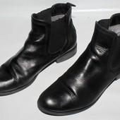 Ботинки 37 р.,  Roberto Santi Италия, кожа, оригинал