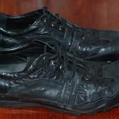 мужские кожаные кроссовки Venue