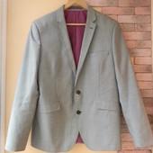 Стильный мужской пиджак, размер М/л