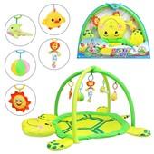 Коврик для младенца 898-12 B/0228-1 R мягкая черепаха