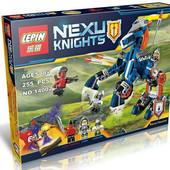 Конструктор Lepin 14002. Nexo Knights нексо найтс
