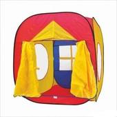 Детская игровая Палатка шатер 3516  / 0507 домик