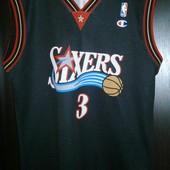 Allen Iverson Sixers 76 yers майка XL баскетбол