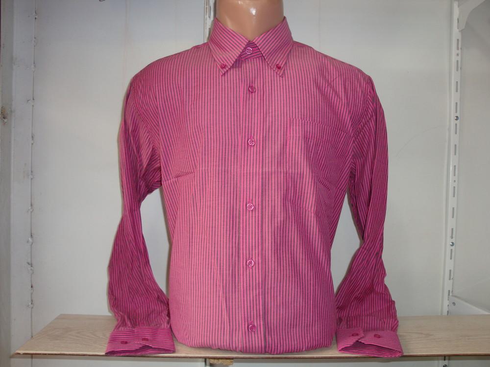 Распродажа мужской рубашки с длинным рукавом Secolo фото №1