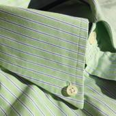 Basefield. Шикарнейшая рубашка из поплина с коротким рукавом.