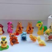 Фигурки животных, киндер Kinder Surprise, магнитная доска для рисования, калейдоскоп