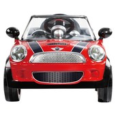 Электромобиль Mini Cooper s Geoby w456eq-k309 Китай красный 1218006