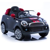 Электромобиль Mini Cooper s Geoby w456eq-k312 Китай черный 1218007