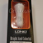 Автомобильное зарядное устройство Ldnio