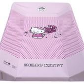 Пеленальная доска с подголовником 'Hello Kitty' Maltex 4001 Польша розовый 1219875
