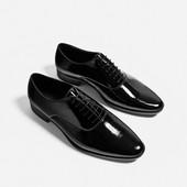 Туфли в английском стиле  мужские.Zara.Испания.