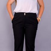 Классические брюки женские. Элия. 4 цвета. рр 50-56
