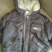 Отличная деми-/зимняя куртка от Baby Club, p.92