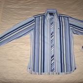 Красивая рубашка Burberry оригинал разм.L-XL