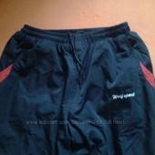 Теплые штаны на флисе в отличном состоянии