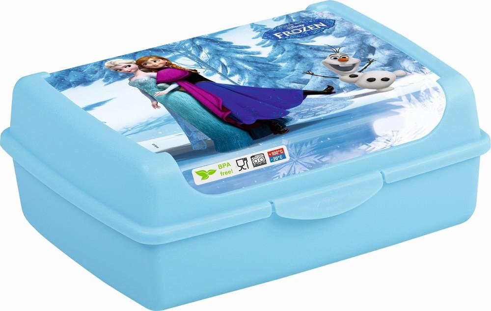Бутербродница 'frozen' midi keeeper 1701 польша голубой 12115551 фото №1
