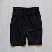 Чёрные спортивные шорты для мальчика. Tesco. Размер 3-4 года. Состояние: новой вещи