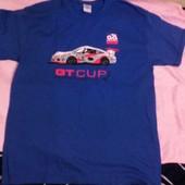 Оригинальная безшовная новая футболка Gildan L (Никарагуа)