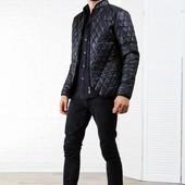 мужские деми куртки, ветровки