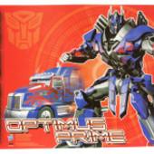 Подкладка настольная детская Transformers  и др. от  Kite мальчикам девочкам