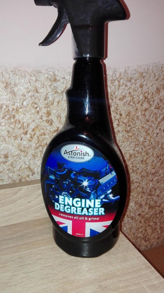 Средство для чистки мотора, 750 мл фото №1