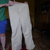 Штани теплі зимові розмір XL F&F