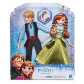 Hasbro Frozen холодное сердце набор кукол Анна и Кристоф, b5168