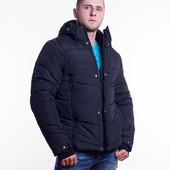 Зимняя спортивная мужская куртка 46, 48, 50, 52, 54, 56