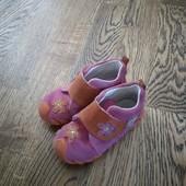 Кожаные ботиночки Elefanten 21 р