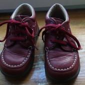 кожаные ботинки Naturino