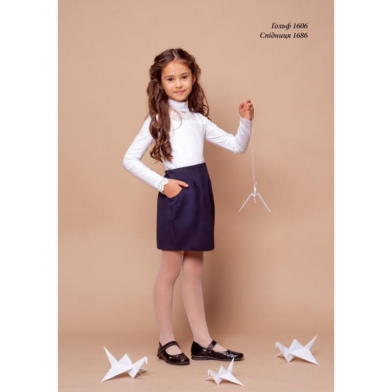 -30%распродажа,школьная форма, mevis, юбка школьная, синяя фото №1