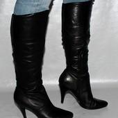 Сапоги 39 р Max Shoes Германия кожа оригинал демисезон