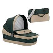 Люлька c сумкой Inglesina Sofia AB15d6euc Италия зеленый 1216448