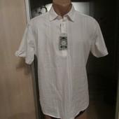 Новая Шведка рубашка с коротким рукавом р.S