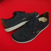 Туфли мокасины Red or Dead нубук 44-45 размер