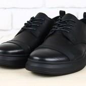 Ботинки натуральная кожа В2280