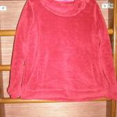 Реглан флисовый, пижамный, женский, размер М