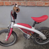 Самый лучший велосипед-велобег 2в1 BMW Kidsbike 14 диаметр колес бмв, беговел, педалями, велобег