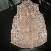 суперовая блуза F&F 9-10 лет состояние отличное