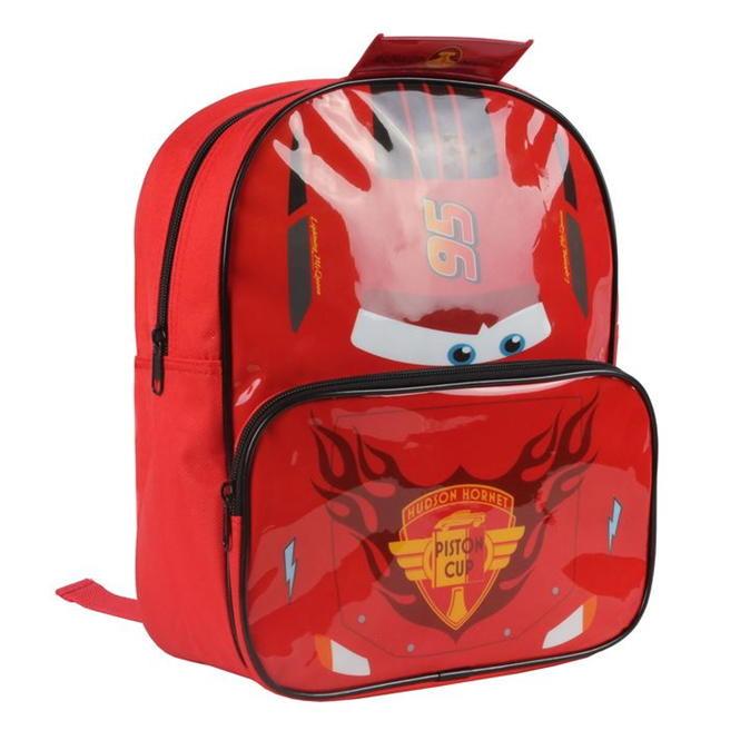 Детский рюкзачок (рюкзак)  Тачки Молния Маккуин фото №1