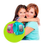 Детские Часы Smart baby watch q50 + настройка Скидка до 1.09.16