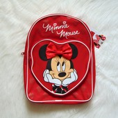 Новый рюкзак Минни-мауз для девочки. Mothercare. Возрастная категория от 3-х до 7-и лет
