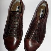 (44) Кожаные брендовые туфли S&G!
