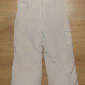 110р теплые штаны брюки осень зима Todor Германия